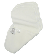 Sandy's White Cotton Absorbent Liner