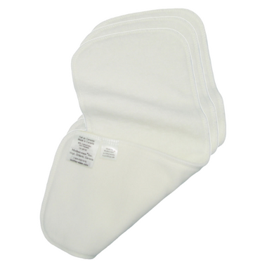 Sandy\'s White Cotton Absorbent Liner