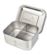 LunchBots Duo Deep Stainless Steel