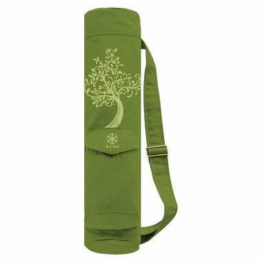 Gaiam Full-Zip Cargo Mat Bag Tree of Wisdom