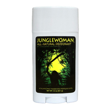 Jungleman All-Natural Deodorant Junglewoman Lime