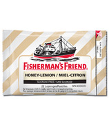 Fisherman's Friend Honey-Lemon Lozenges