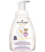 ATTITUDE Natural Baby Bottle & Dishwashing Foam