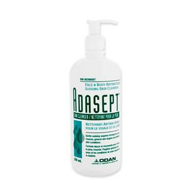 Adasept Antibacterial Face & Body Skin Cleanser