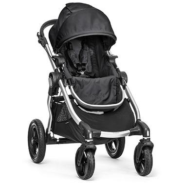 Baby Jogger City Select Single Onyx