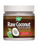 Nature's Way Raw Organic Coconut