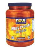 NOW Sports Whey Protein Isolate Powder