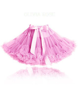 Olivia Rose Pettiskirts Baby Pink