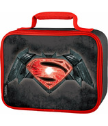 Thermos Soft Lunch Kit Batman vs Superman