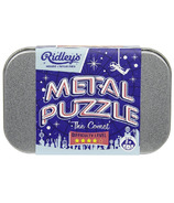 Ridley's Metal Puzzle in Tin The Comet