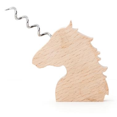 Kikkerland Corkscrew Unicorn