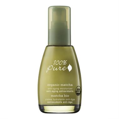 100% Pure Organic Matcha Anti-Aging Moisturizer