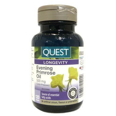 Quest Evening Primrose Oil