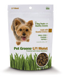 Pet Greens Semi-Moist Li'l Treats with Roasted Chicken