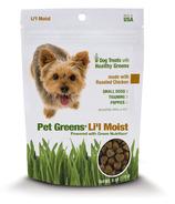 Pet Greens Semi-Moist Li'l Treats with Roasted Chicken