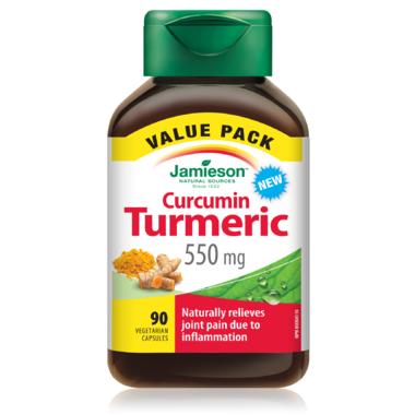 Jamieson Curcumin Turmeric