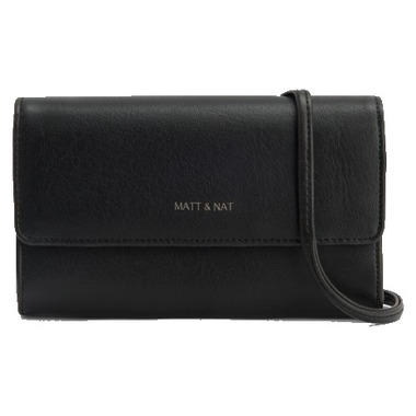 Matt & Nat Drew Crossbody Black