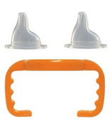 thinkbaby Bottle to Sippy Cup Conversion/Replacement Kit