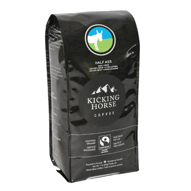 Kicking Horse Coffee Half Ass Dark