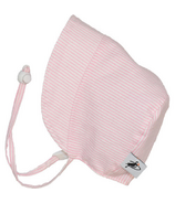 Puffin Gear Bonnet Pink Natty Stripe
