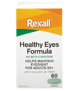 Rexall Healthy Eyes Formula