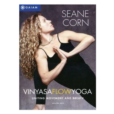 Seane Corn Vinyasa Flow Yoga DVD