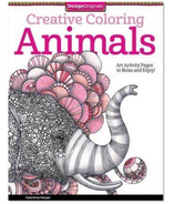 Fox Chapel Creative Coloring Animals