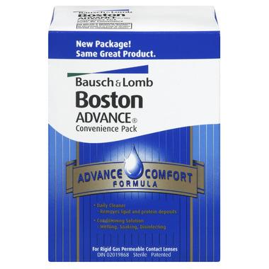 Bausch & Lomb Boston ADVANCE Convenience Pack