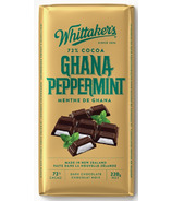 Whittaker's Ghana Peppermint Chocolate