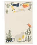Now Designs Windy Hollow Print Dishtowel