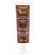 Scentuals 100% Natural Coconut Cocoa Butter Hand Repair Cream