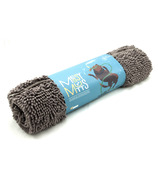 Messy Mutts Medium Chenille Drying Mat & Towel