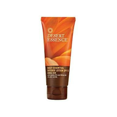Desert Essence Daily Essential Defense Lotion