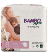Bambo Nature Premium Baby Diapers Size 6