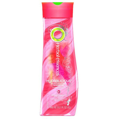 Herbal Essences Hydralicious Self-Targeting Shampoo