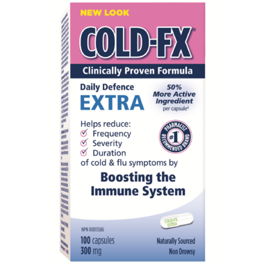 Buy Cold Fx Extra Strength At Well Ca Free Shipping 35