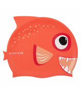 Sunnylife Swimming Cap Fishy Red