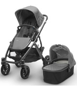 UPPAbaby Vista Stroller Pascal Grey & Graphite Frame