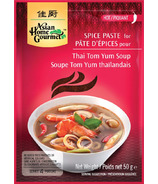 Asian Home Gourmet Thai Tom Yum Soup Spice Paste