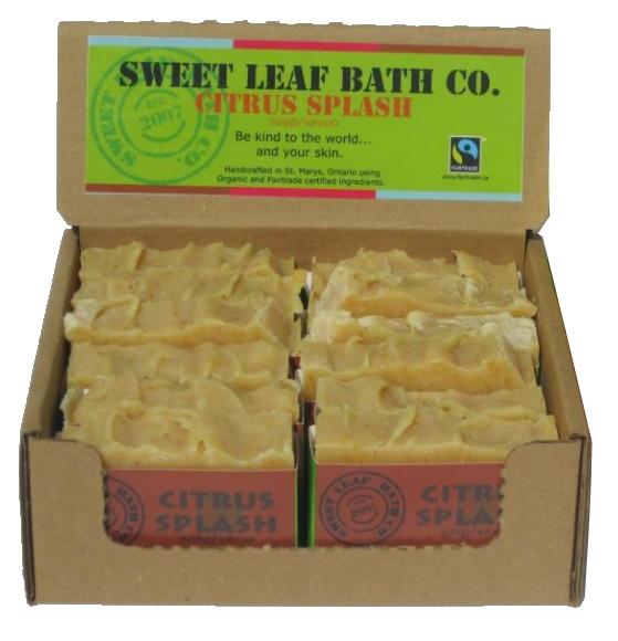 Sweet leaf bath