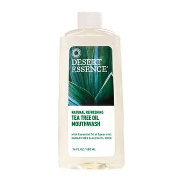Desert Essence Tea Tree Oil Mouthwash