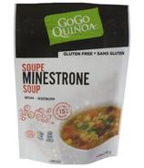 GoGo Quinoa Organic Minestrone Soup